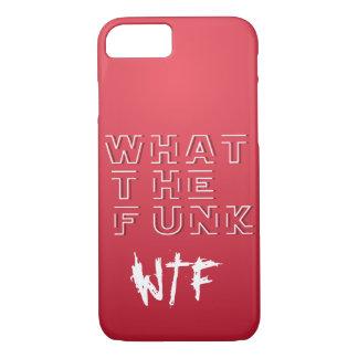 WTF - Que o FUNK Capa iPhone 7