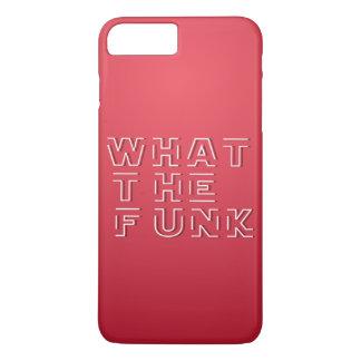 WTF - Que o FUNK Capa iPhone 7 Plus