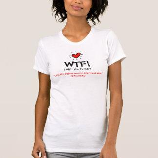 WTF! Tanque das senhoras Camiseta