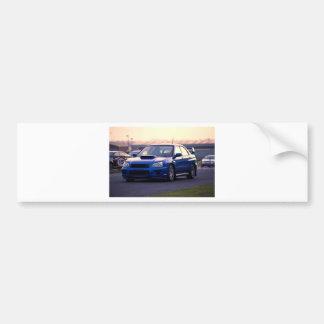WTI de Subaru Impreza WRX Adesivo Para Carro