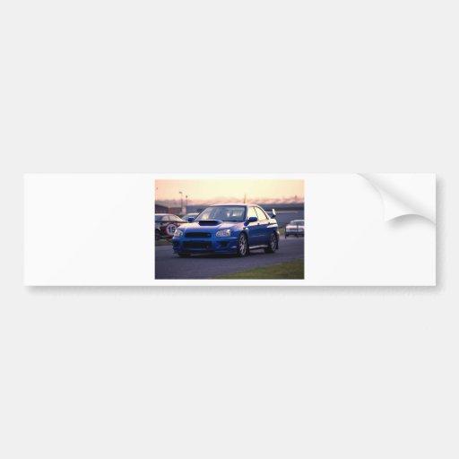 WTI de Subaru Impreza WRX Adesivo