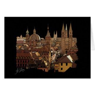 Würzburg Cartão