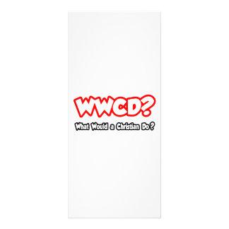 WWCD… o que um cristão faria? Modelos De Panfletos Informativos
