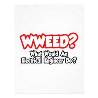 WWEED… o que um engenheiro electrotécnico faria? Panfletos Coloridos
