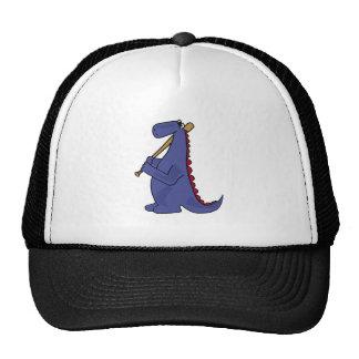 WX- dinossauro azul que joga desenhos animados do  Bone