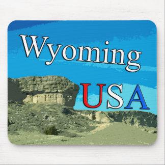 Wyoming EUA Mousepad