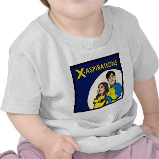 X-Aspirações Tshirts