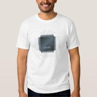 x inside camiseta
