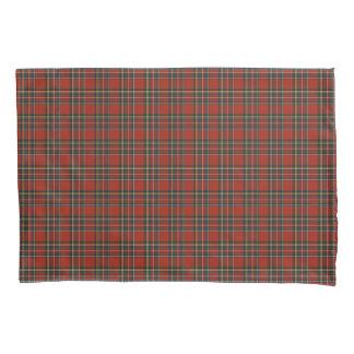 Xadrez real vermelha e azul do Scottish de Stewart
