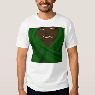 Xaile esmeralda 2 (bloco de desenho pro) tshirt