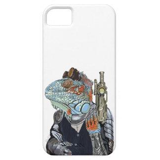 Xerife do dragão do vapor capa barely there para iPhone 5