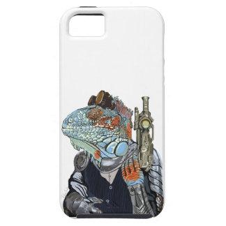 Xerife do dragão do vapor capa tough para iPhone 5