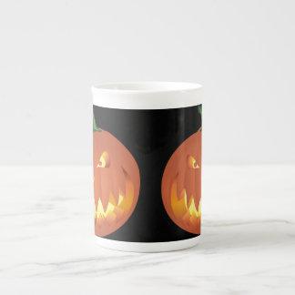 Xícara De Chá Abóbora para o Dia das Bruxas…