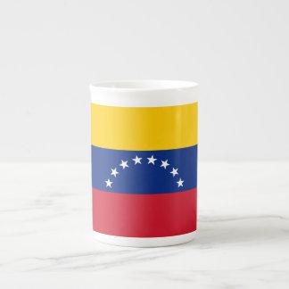 Xícara De Chá Bandeira de Venezuela