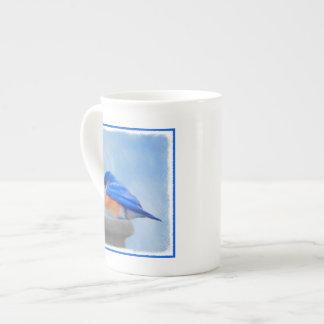 Xícara De Chá Bluebird