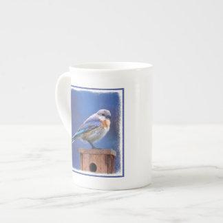 Xícara De Chá Bluebird (fêmea)