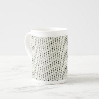 Xícara De Chá Branco da malhas