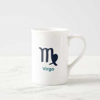 Xícara De Chá Café do Virgo/caneca do chá