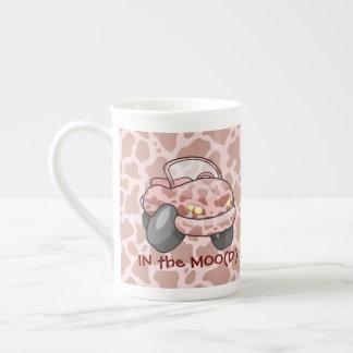 Xícara De Chá Carro do MOO