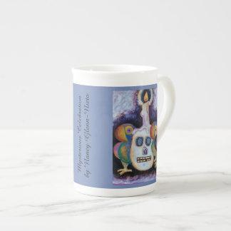 Xícara De Chá Celebração misteriosa