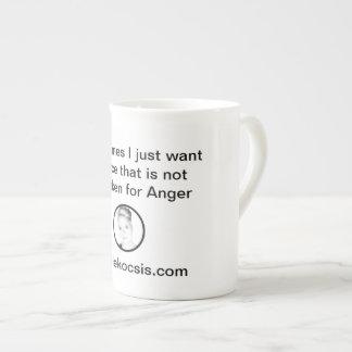 Xícara De Chá Comece sua manhã com silêncio