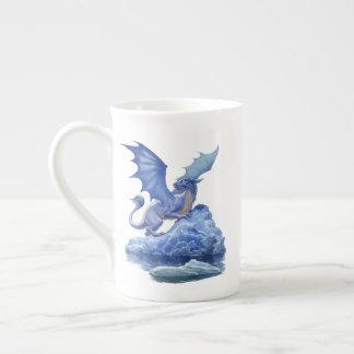 Xícara De Chá Copo de chá do dragão do gelo