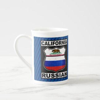 Xícara De Chá Copo do americano do russo de Califórnia