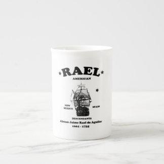 Xícara De Chá Descendentes Alonso Rael de Aguilar