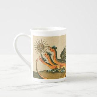 Xícara De Chá Dragões de Clavis Artis
