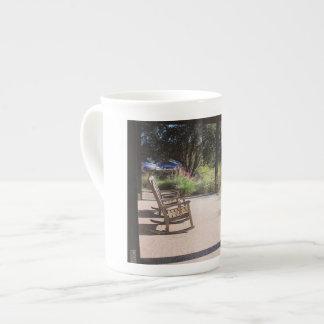 Xícara De Chá Duas cadeiras de balanço - uma imagem do sul