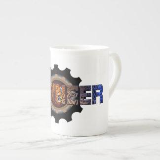 Xícara De Chá Engenheiro