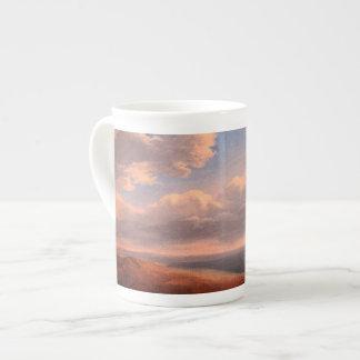 Xícara De Chá Estudo das nuvens