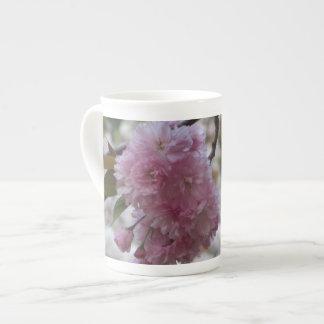 Xícara De Chá Flor de cerejeira