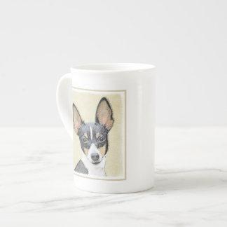 Xícara De Chá Fox Terrier (brinquedo)