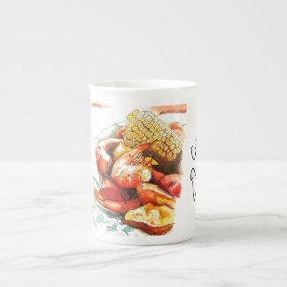 Xícara De Chá Guisado de Frogmore no osso China