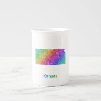 Xícara De Chá Kansas