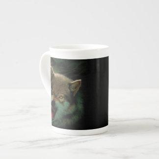 Xícara De Chá Lua do lobo