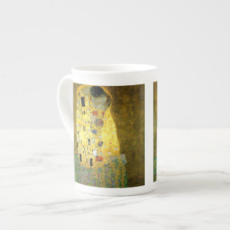 Xícara De Chá O ~ Gustavo Klimt do beijo