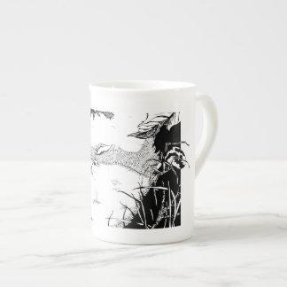 Xícara De Chá O jardim selvagem