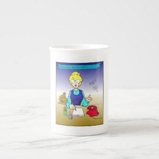 Xícara De Chá O secretário de Pavlov