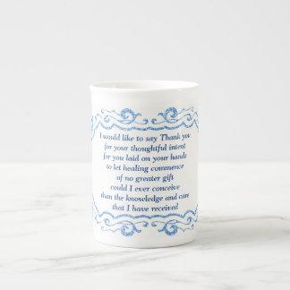 Xícara De Chá Obrigado
