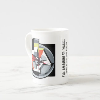 Xícara De Chá Osso China - TMoM 1