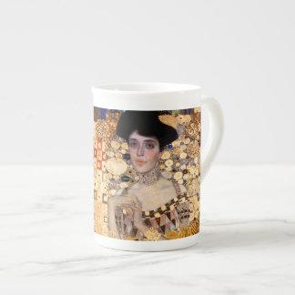 Xícara De Chá PixDezines Gustavo Klimt, Adel Bloch Bauer