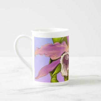 Xícara De Chá Pop da orquídea