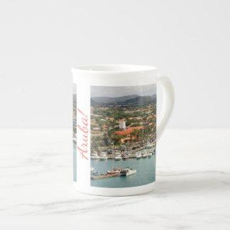 Xícara De Chá Porto de Aruba