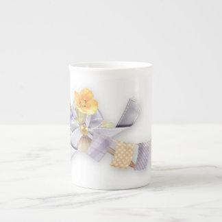 Xícara De Chá Primavera - primavera bonito floral