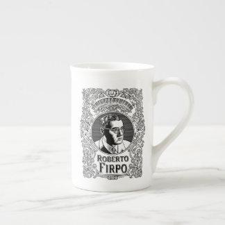 Xícara De Chá Roberto Firpo (preto)