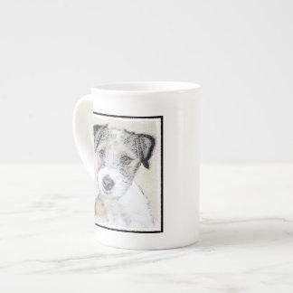 Xícara De Chá Russell Terrier (áspero)