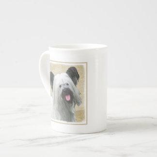 Xícara De Chá Skye Terrier