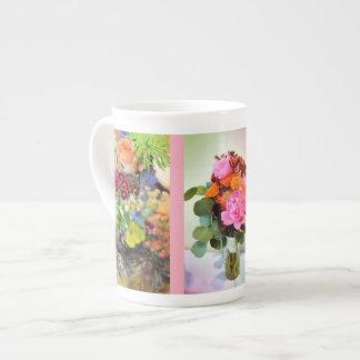 Xícara De Chá Um buquê do casamento do verão